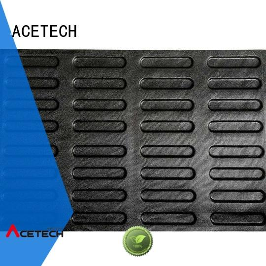 microwave cavity triangle silicone baking molds customized ACETECH