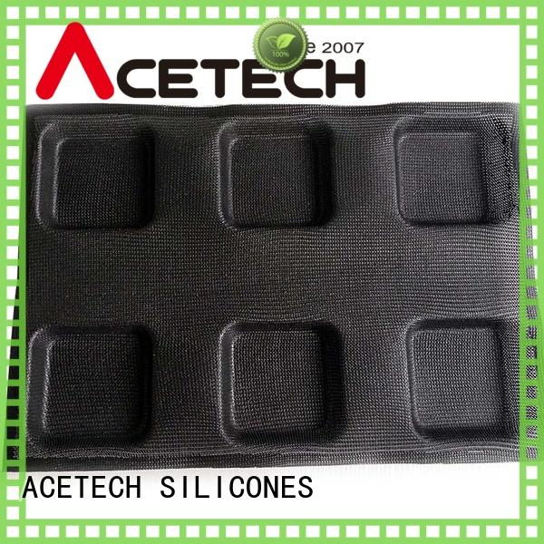 ACETECH good quality silicone bread mould directly price for muffin