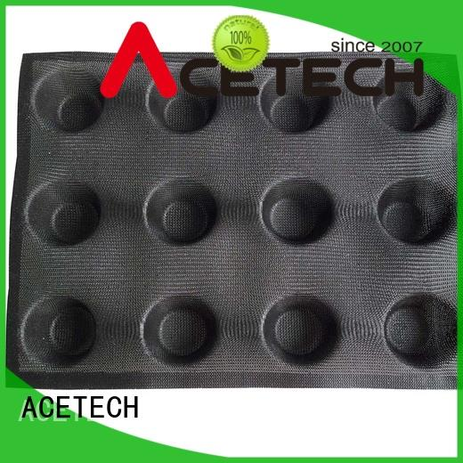 ACETECH healthy custom silicone baking molds for cakes