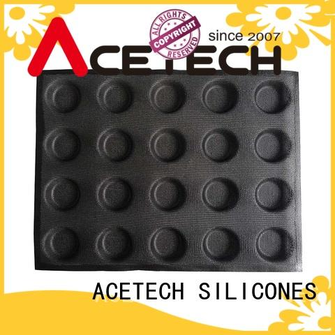 ACETECH cupcake silicone bakeware mould promotion for cooking