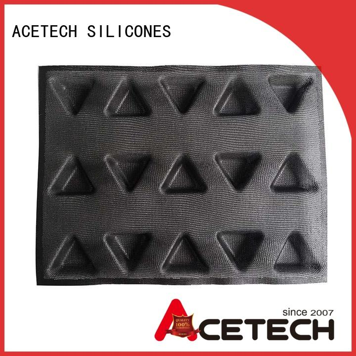 ACETECH healthy silicone pastry molds directly price for muffin