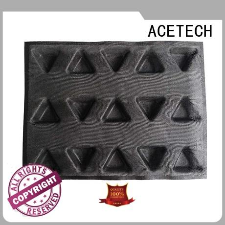ACETECH good quality silicone baking molds shapes promotion for cakes