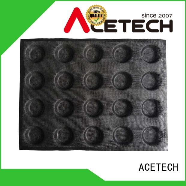 ACETECH molds silicone bakeware molds manufacturer for bread