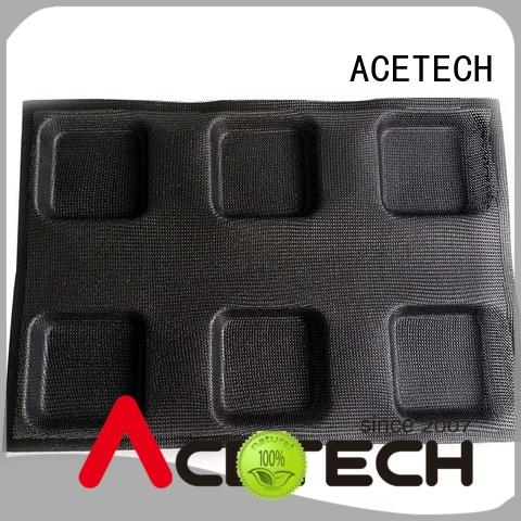 ACETECH easy silicone cupcake molds for cooking