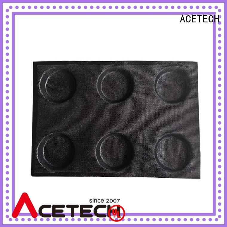 ACETECH baking silicone bakeware mould for cakes