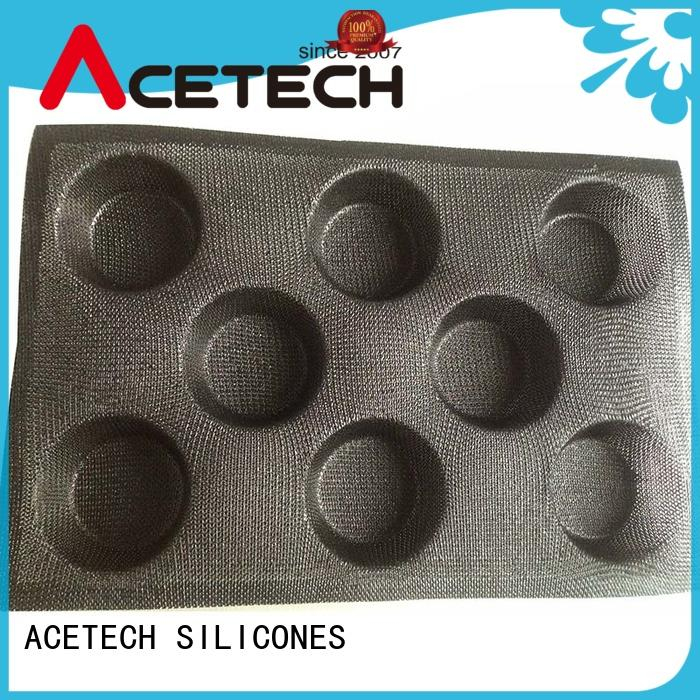 ACETECH durable silicon bread mold promotion for bread