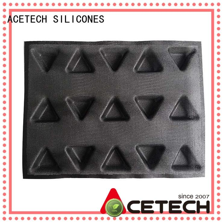 ACETECH food safe silicone bakeware molds directly price for cakes