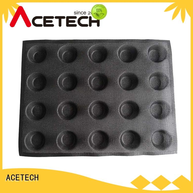 ACETECH 32 silicon bread mold manufacturer for bread