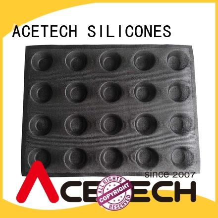 ACETECH durable silicone pastry molds manufacturer for cooking
