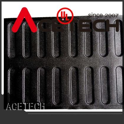 ACETECH 16 silicone baking molds shapes for cooking