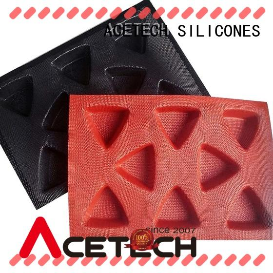ACETECH reusable silicone pastry molds wholesale for cooking