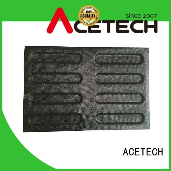 durable silicone pastry molds size wholesale for cakes