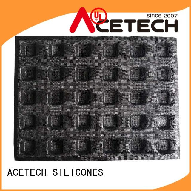 ACETECH different silicone bread mould promotion for cooking