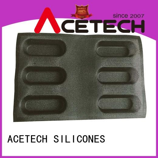 ACETECH good quality silicone bakeware molds manufacturer for muffin
