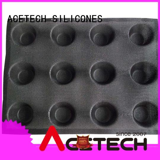 ACETECH healthy cheap silicone baking molds cavity for bread