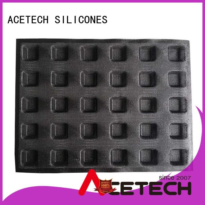 different direct silicone baking molds sizesmuffin ACETECH Brand company