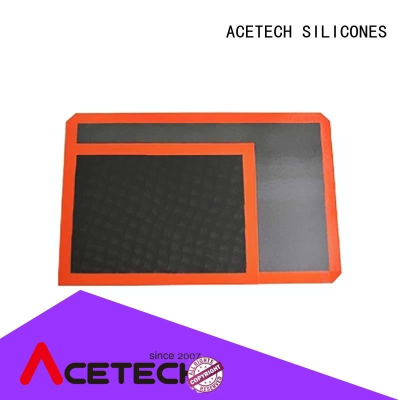 ACETECH large custom silicone mats online for bread