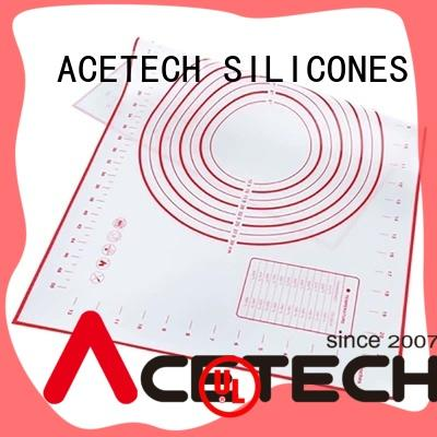 ACETECH silicone silicone pastry mat online for macarons