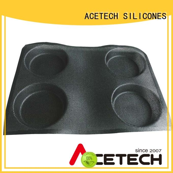 ACETECH 3d silicone bread mould manufacturer for cakes