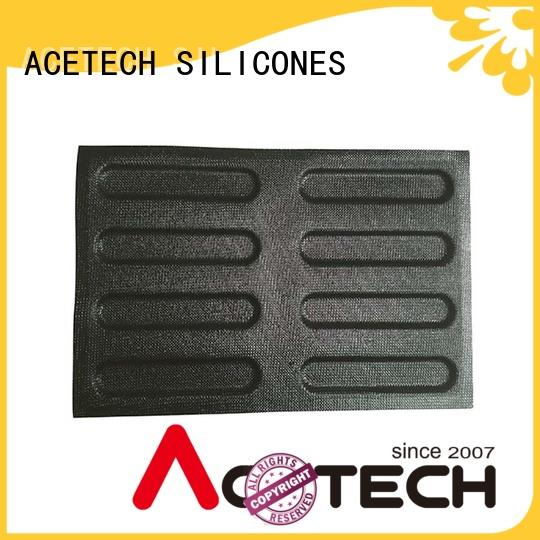 food safe silicone cake molds perforated for cakes