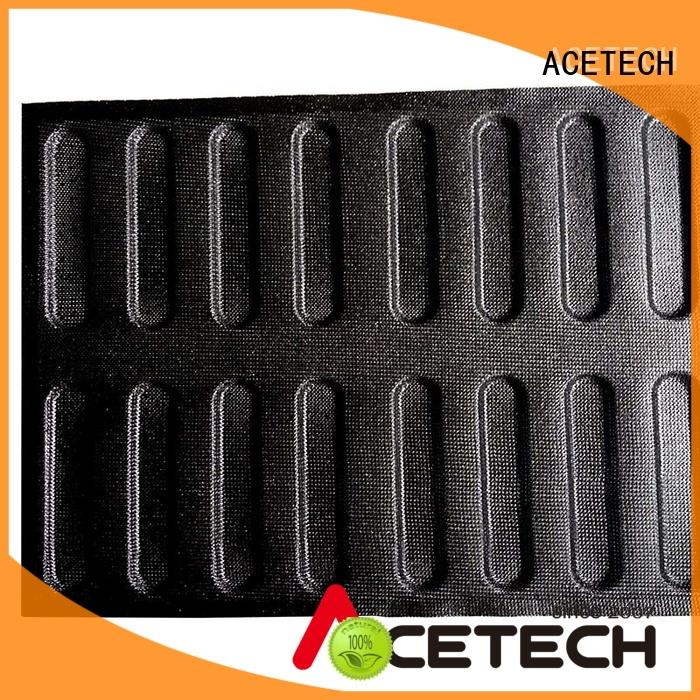ACETECH healthy silicone baking molds shapes promotion for cakes
