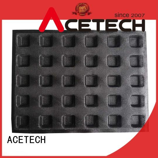 ACETECH good quality silicone baking molds directly price for muffin