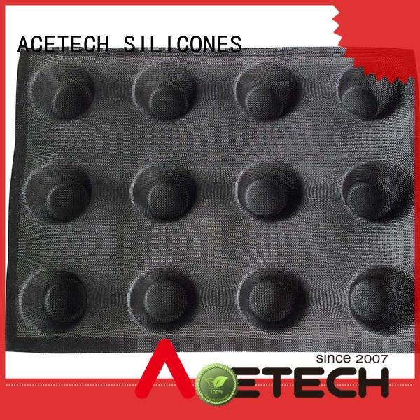 ACETECH durable silicone baking molds shapes directly price for cakes