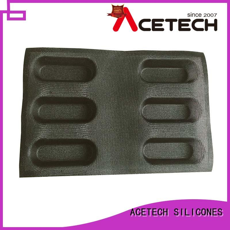 ACETECH food safe silicone cookie molds manufacturer for cakes