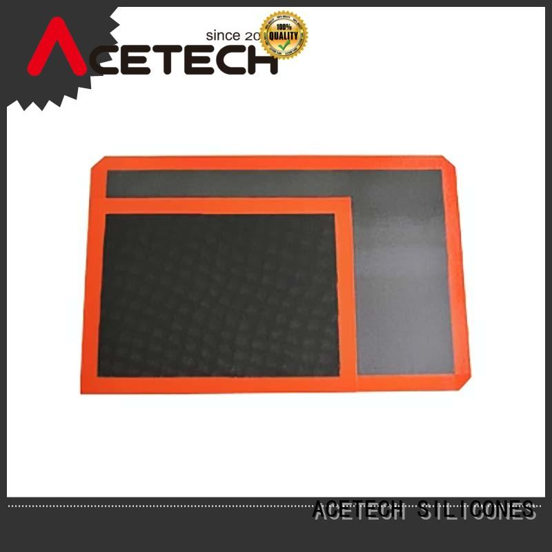 ACETECH eco-friendly non stick silicone baking mat supplier for cooking