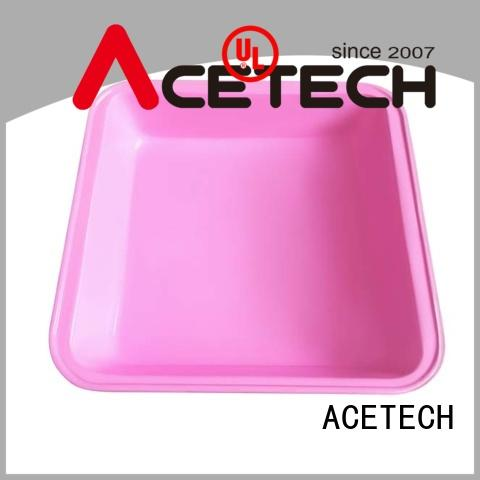 ACETECH coated silicone baking pans online for muffin