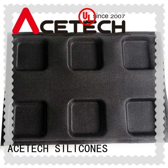 ACETECH bread silicone bread mould wholesale for cakes