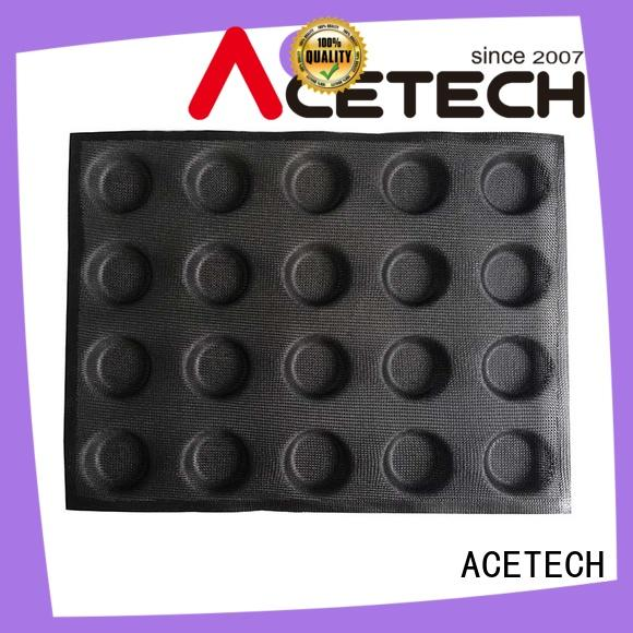 ACETECH good quality silicone cupcake molds directly price for muffin