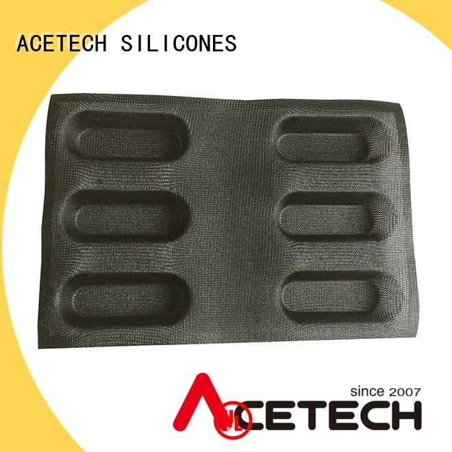 ACETECH food safe silicone cookie molds wholesale for bread