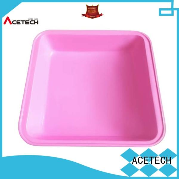 ACETECH high quality silicone cake pans square for bread