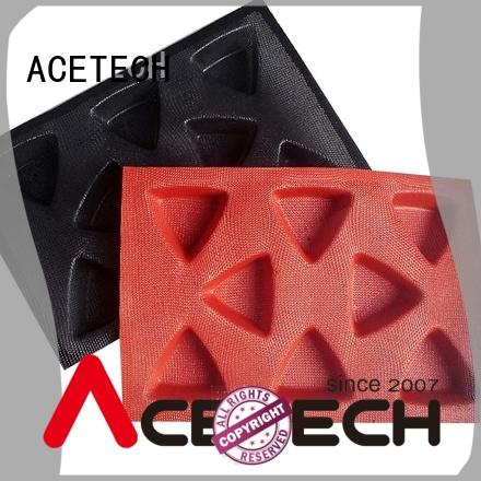 ACETECH healthy custom silicone baking molds directly price for cakes