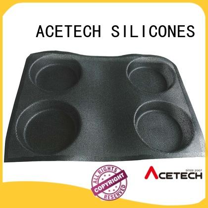 ACETECH Brand direct silicone baking molds custommade factory
