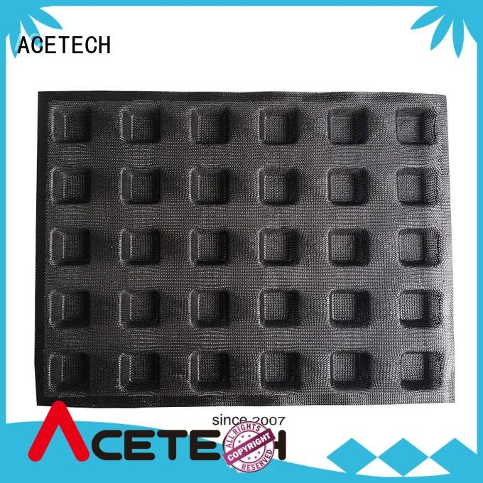 ACETECH durable custom silicone baking molds for muffin