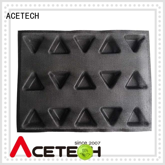 ACETECH 100 silicone bakeware mould wholesale for muffin