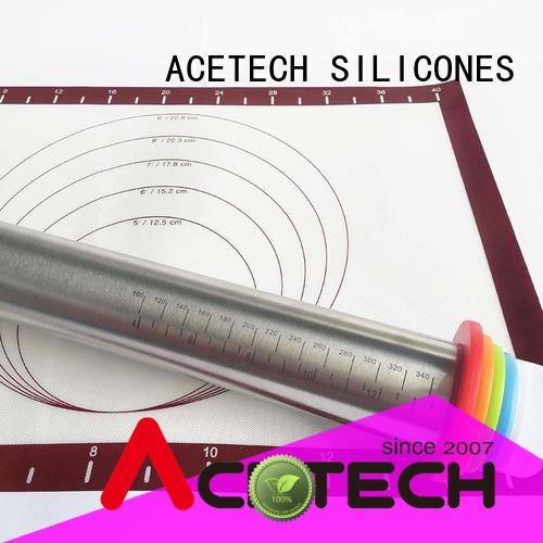 ACETECH steel steel rolling pin promotion for making cookies