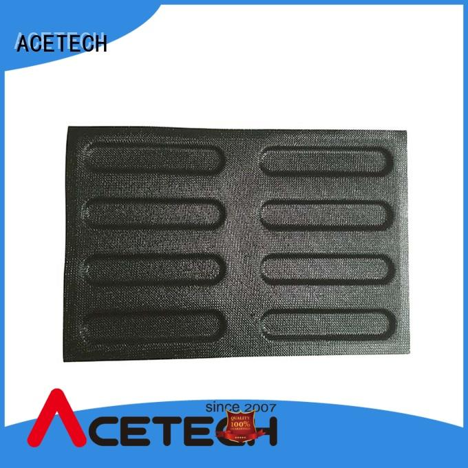 ACETECH ecofriendly silicone bakeware molds manufacturer for cakes