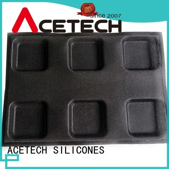 ACETECH 20 silicone cookie molds promotion for cakes