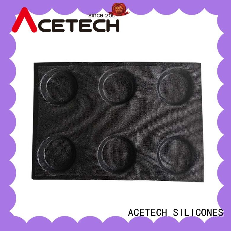 ACETECH customized silicone baking forms for bread