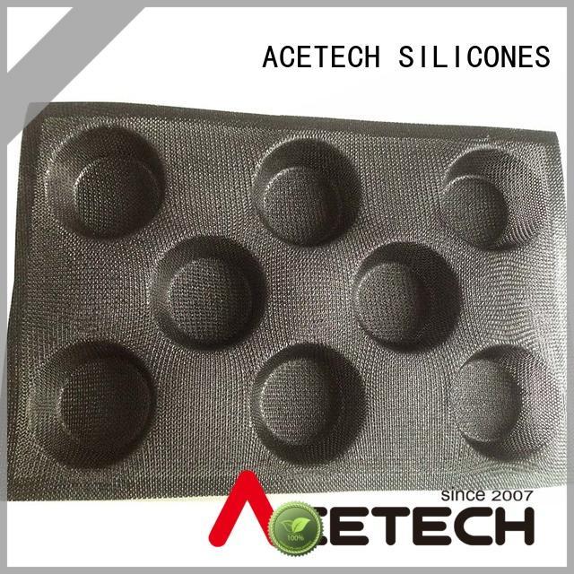 ACETECH reusable silicon bread mold manufacturer for cakes