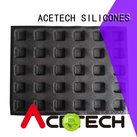 ACETECH durable silicone dessert molds for cooking