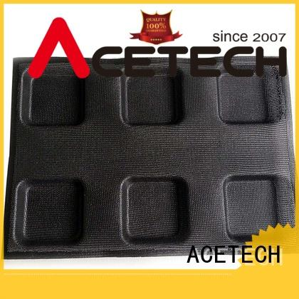 ACETECH good quality silicone baking molds wholesale for cooking