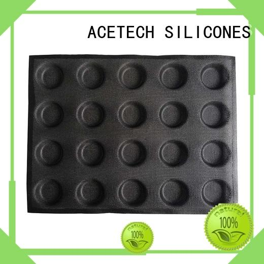 ACETECH tools mini silicone cupcake molds wholesale for bread