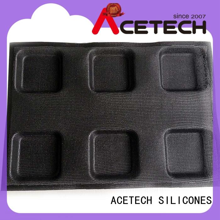 ACETECH healthy silicone bread mould directly price for muffin