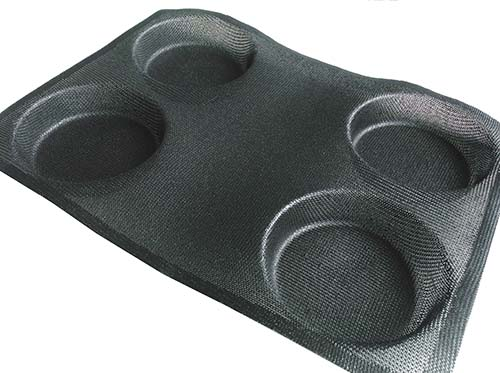 ACETECH durable silicone cookie molds directly price for bread-4