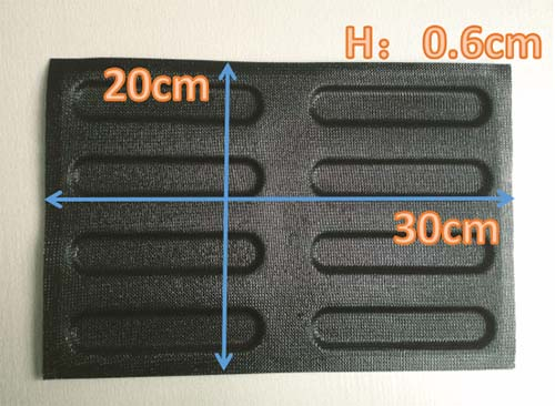 custommade silicone pastry molds directly price for muffin ACETECH-3