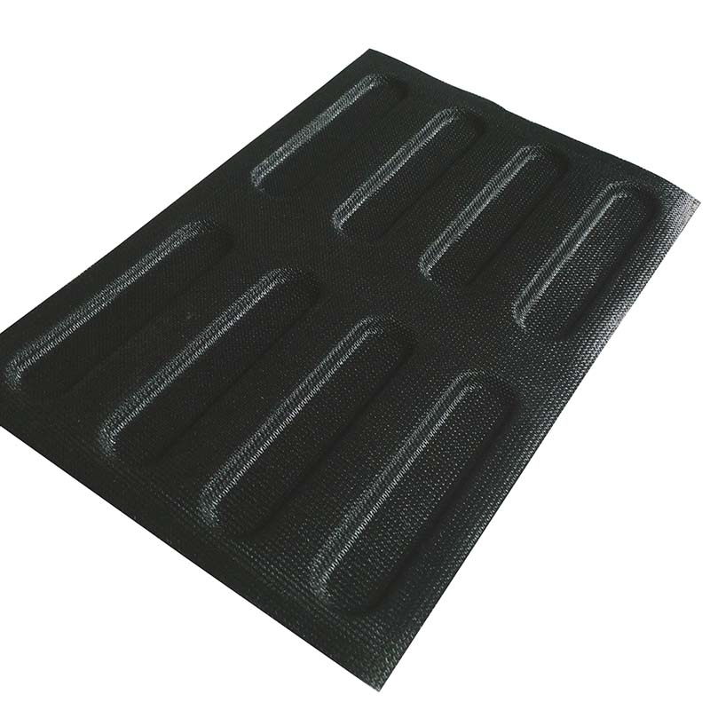custommade silicone pastry molds directly price for muffin ACETECH-7